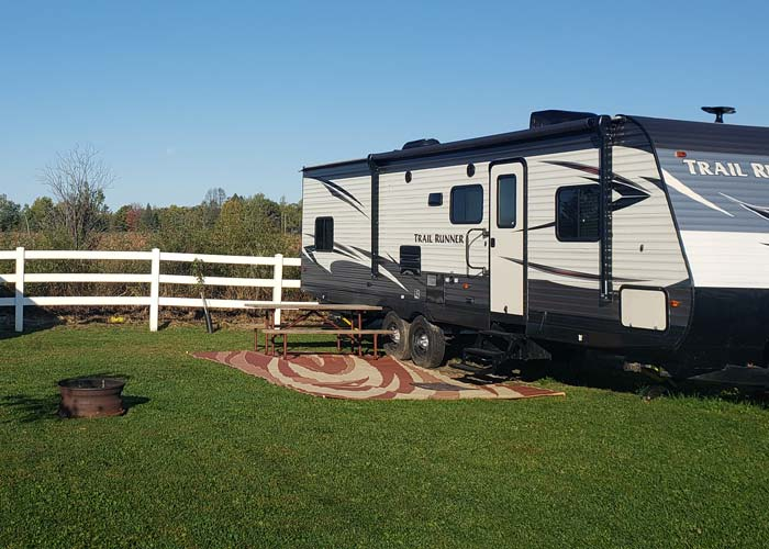 Wisconsin Campground