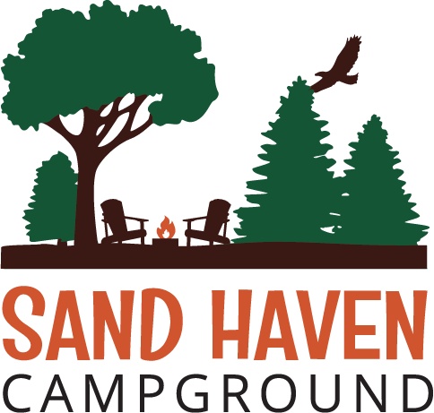 Sand Haven Campground Logo